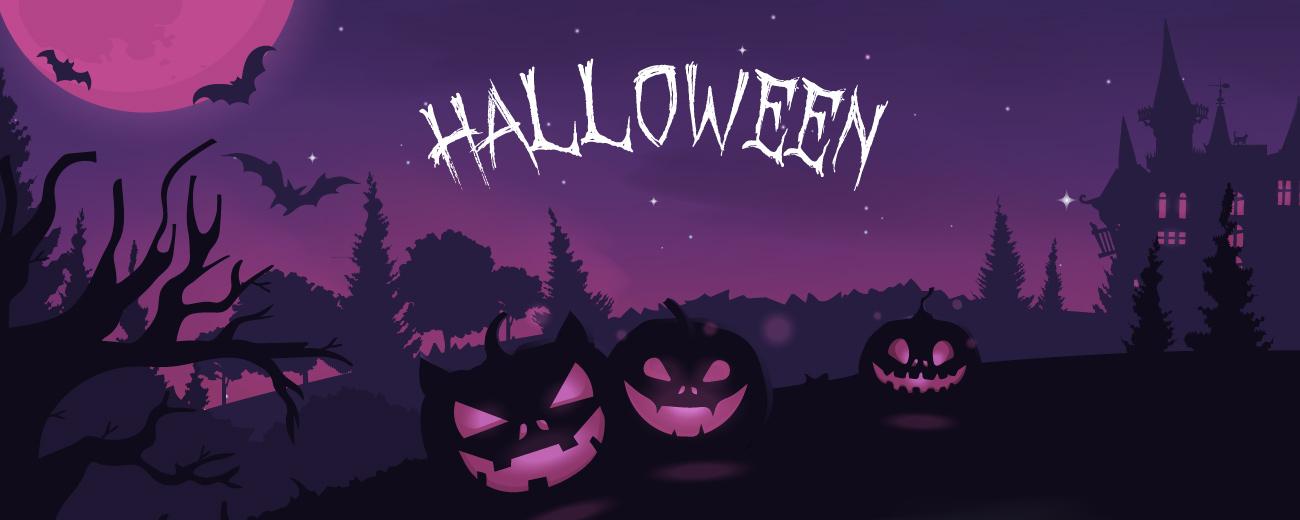 Halloween-bandeau
